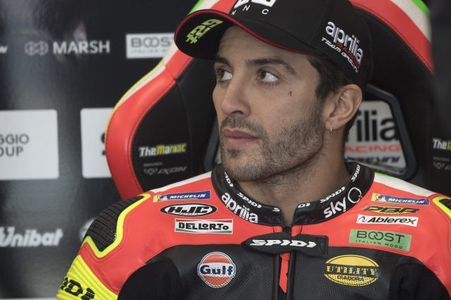 Andrea Iannone, 30 anni / Getty Images