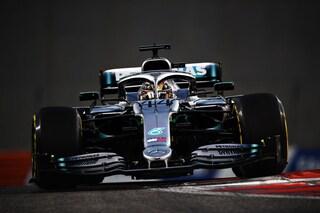 F1, GP Abu Dhabi: insaziabile Hamilton, Ferrari con poche certezze verso il 2020
