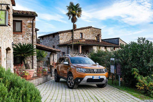 Dacia Duster / Gruppo Renault