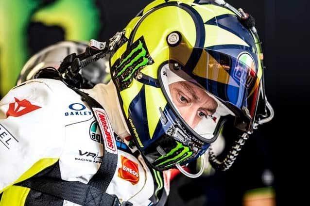 Valentino Rossi, 40 anni / getty images