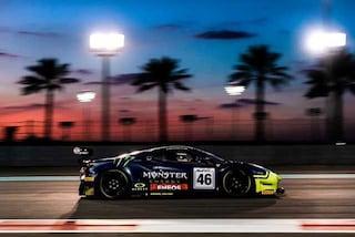 Valentino Rossi 7° in griglia di partenza alla 12 Ore di Abu Dhabi