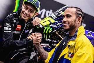 Rossi-Hamilton, altro che storico scambio: da Monster solo uno schiaffo ai tifosi