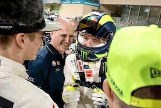 Valentino Rossi sbanca alla 12 Ore Abu Dhabi: podio e vittoria di classe con tutta la penalità