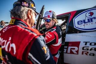 Dakar 2020, riscatto Alonso: 5° di tappa. Sainz vola al comando
