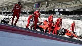 F1, la Ferrari 2020 accesa per la prima volta: ecco il rombo del nuovo motore
