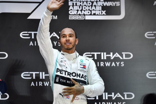 Lewis Hamilton, 35 anni / Getty