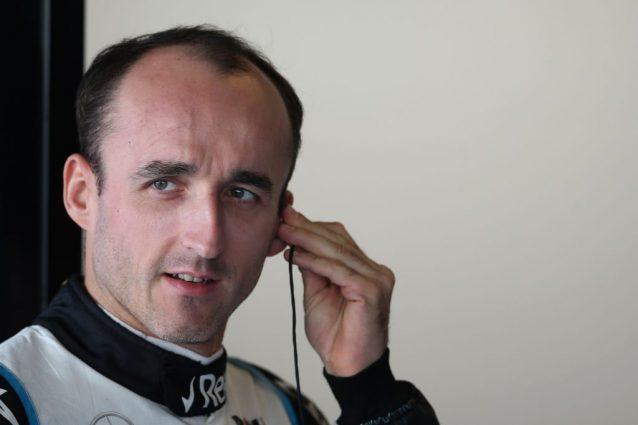Robert Kubica, 35 anni / Getty