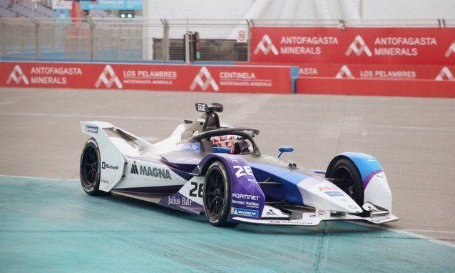 Maximilian Guenther, 22 anni / BMW Andretti Motorsport
