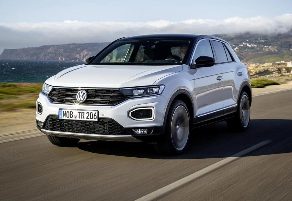 Volkswagen T–Roc