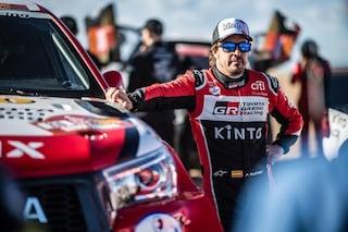 """Dakar 2020, Alonso 6° di tappa ora pensa in grande: """"Posso rimontare fino al podio"""""""
