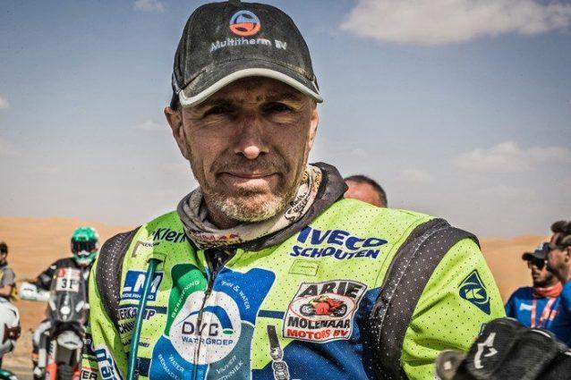Dakar 2020, altre lacrime: Edwin Straver non ce l'ha fatta