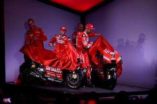 Presentazione Ducati 2020 oggi a Bologna: orario diretta streaming e tv Sky Sport MotoGP