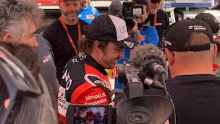 Dakar 2020, Fernando Alonso a un passo dalla prima vittoria