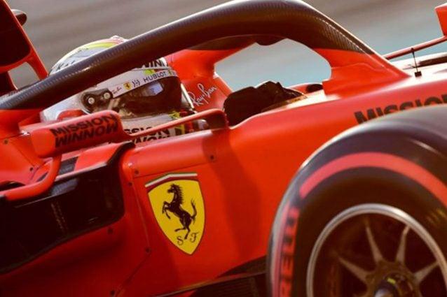 Sebastian Vettel, 32 anni / Getty