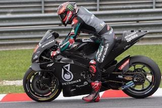 Test Sepang, Quartararo già al top con la Yamaha 2020. Rossi nei dieci