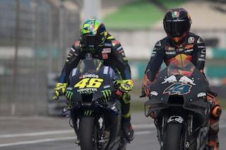 Test MotoGP a Sepang, Quartararo mattatore, 5° Rossi