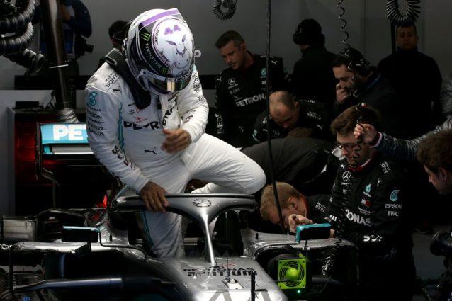 Lewis Hamilton / Getty