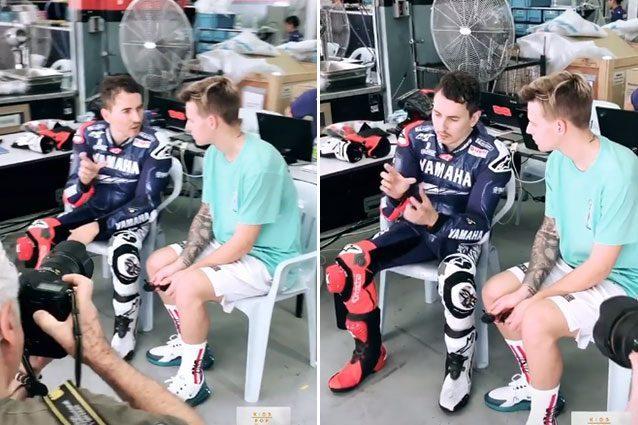 Moto: Yamaha ingaggia Lorenzo come collaudatore in test 2020