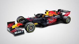 F1, ecco la Red Bull di Verstappen e Albon: a Silverstone lo shakedown