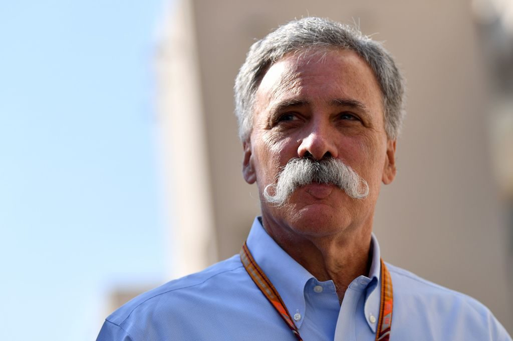F1, il patron del Circus, Carey: