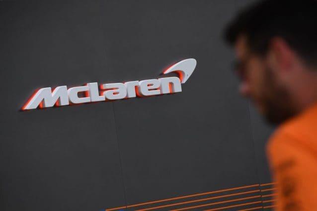 McLaren, migliora il membro del team contagiato