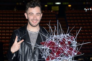 Lorenzo Fragola a Sanremo dopo X Factor