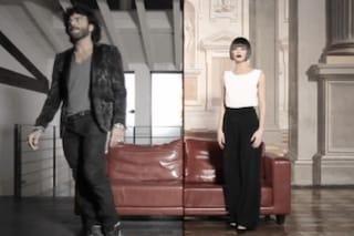 """Francesco Renga duetta con Alessandra Amoroso nel brano """"L'amore altrove"""" (VIDEO)"""