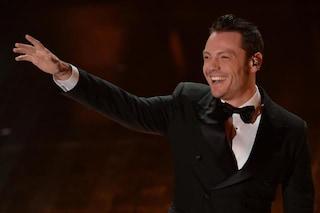 """""""Tiziano Ferro vince Sanremo 2015"""": web impazzito per il primo super ospite"""