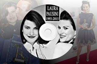 """Laura Pausini festeggia 22 anni di carriera e annuncia: """"Sto lavorando al disco inedito"""""""