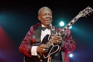B.B. King: l'omaggio delle star al bluesman
