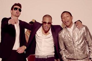 """""""Blurred Lines"""" non è un plagio: Pharrell e Robin Thicke chiedono un altro processo"""