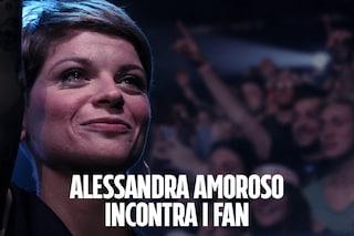 """Alessandra Amoroso: """"Per far parte della #BigFamily bisogna essere leali e sinceri"""""""