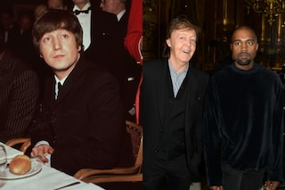 "Paul McCartney: ""Lavorare con Kanye West mi ha ricordato John Lennon"""