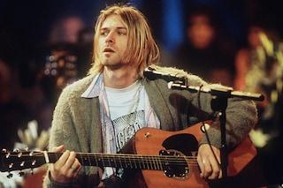 Il cardigan di Kurt Cobain venduto all'asta per 334mila dollari