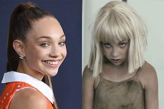 Maddie Ziegler, grazie ai video di Sia è la bambina più famosa al mondo