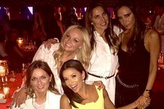 Le Spice Girls insieme senza Mel B, al suo posto c'è Eva Longoria (FOTO)