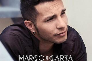 Marco Carta, dopo un anno annuncia il nuovo singolo: 'Ho scelto di no' (ASCOLTA)