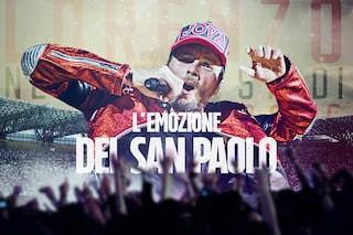 L'omaggio a Pino Daniele di Jovanotti, Eros Ramazzotti e James Senese (VIDEO)