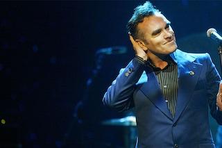 Morrissey torna in Italia a ottobre con una data unica a Napoli