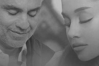 Andrea Bocelli presenta 'E ti penso' con Ariana Grande: 'Non sai cosa significhi per me'