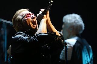 Gli U2 incantano Torino: 13 mila persone per il ritorno in Italia della band di Bono Vox