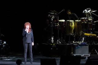 Fiorella Mannoia: all'Arena di Verona emozioni e super ospiti per i 40 anni di carriera