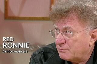 "Red Ronnie: 'I talent? Distruggono la musica: oggi non avremmo Vasco e Jovanotti"""