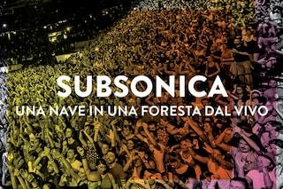 I Subsonica partono in tour nei club per far rivivere 'Una nave in una foresta'