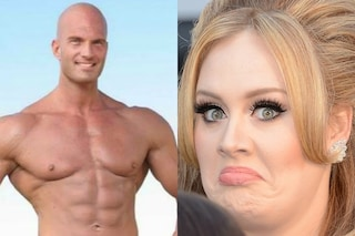 Peter Van Der Veen idolo del web, il bodyguard di Adele conquista il pubblico femminile