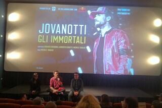 Jovanotti presenta 'Gli immortali': 'Il mio racconto ha a che fare con il restare umani'