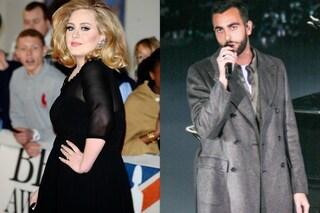 'Le cose che non ho' di Marco Mengoni cede il passo: Adele torna regina della classifica