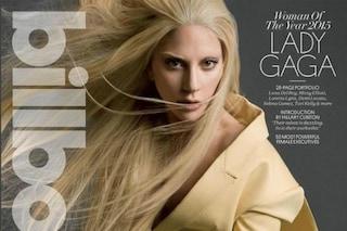 """Lady Gaga eletta donna dell'anno ma svela: """"Se potessi smetterei di essere una popstar"""""""