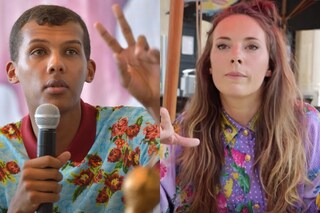 Stromae: matrimonio in gran segreto dopo il successo negli Usa