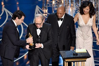 Oscar 2016 a Ennio Morricone: i complimenti social da Pausini a D'Alessio e Jovanotti